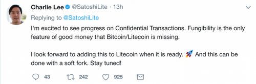 Confidential Transactions Could Add Anonymity to Bitcoin and Litecoin