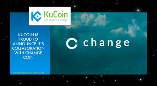 PR: KuCoin Strikes Another Impressive Partnership: It Will List Change Coin on November 7th 2017