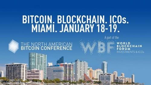 North American Bitcoin Conference: World Blockchain Forum