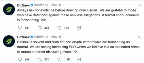 Questions Mount as Bitfinex Stay Silent in the Wake of the Tether Hack