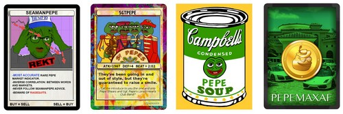 Rare Pepe Blockchain Cards Have Produced More Value Than Most ICOs