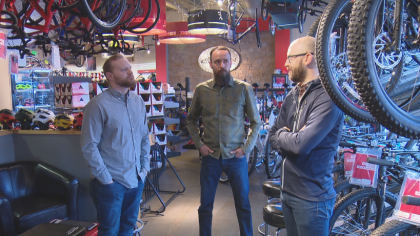 bike thefts 1 3 Are Victims Of Same Bike Thief Who Impersonates Hospital Employee