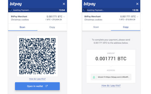 Bitpay Starts Implementing Bitcoin Payment Protocol Invoices