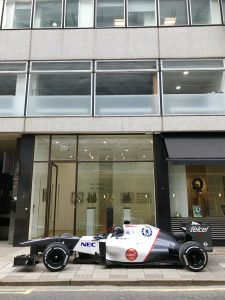 Chinese Whale Buys Fleet of F1 Cars Worth £4 Million with Litecoin