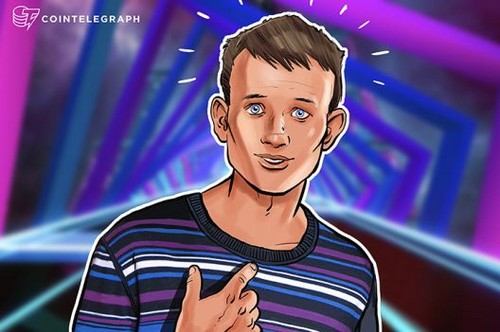 Ethereum (ETH) Co-Founder Vitalik Buterin, Awarded Honorary Doctorate by the University of Basel
