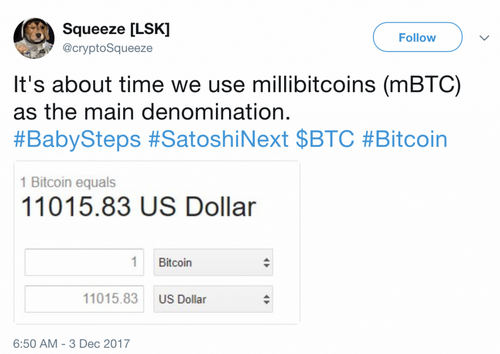 It's Time to Change the Way We Measure Bitcoin