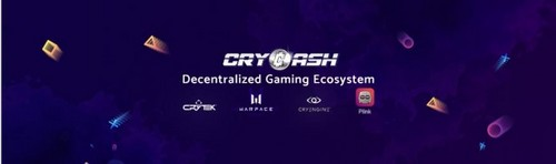 Crycash Gaming ICO