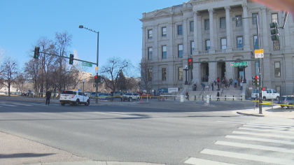colfax shots fired 10pkg transfer frame 0 Shots Fired Near Capitol Building; Witnesses Help Police Catch Suspect
