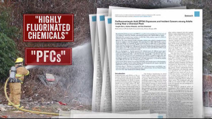 air force base chemicals 5pkg transfer frame 532 Study: Thousands May Have Been Exposed To Toxic Chemicals