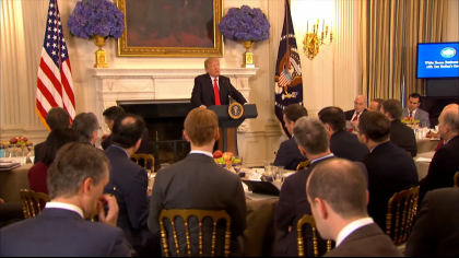 govs and gun control 5pkg transfer frame 602 Colorados Governor Joins Others For White House School Safety Talk