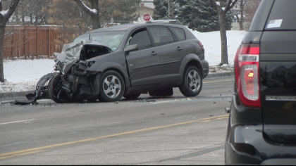 fort collins wrong way crash 5vo transfer frame 270 Head On Crash Kills One Driver & Child; Two Others Hurt