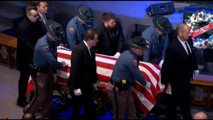 cody donahue funeral 6 Health Insurance Lost Within Days For State Workers Killed While On The Job