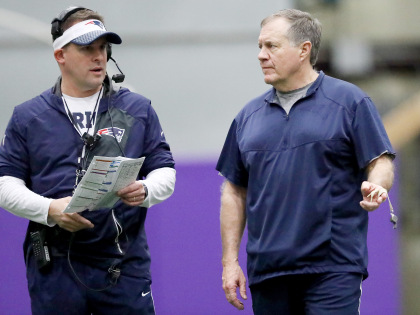 gettyimages 913463056 Josh McDaniels Backs Out Of Deal To Be Colts Head Coach