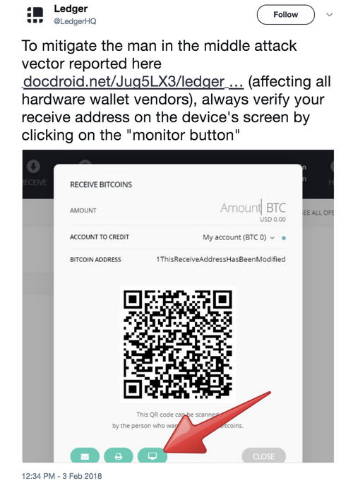 Ledger Addresses Man in the Middle Attack That Affects Millions of Hardware Wallets