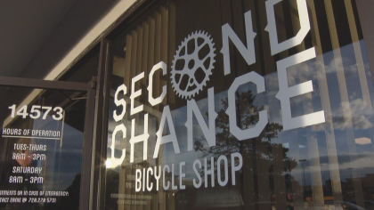 second chance bikes 10pkg transfer frame 0 Nonprofit Bike Shop Forced To Move With Nowhere To Go