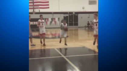 downs syndrome hoops 10vo transfer frame 106 Teenager With Down Syndrome Scores Winning Shot At Rival Game