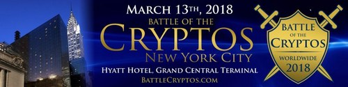 cryptocurrency conference