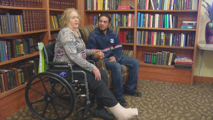 postal worker hero 10pkg transfer frame 789 Wrong Turn, Right Time: Mail Carrier Helps Injured Woman