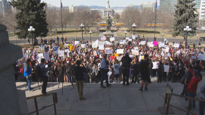 east hs walkout 5pkg transfer frame 1674 School Walkouts Also Lay Bare Divisions Among Students