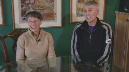 skinning 1 Summit County Couple Powers Through Winter By Skinning Uphill