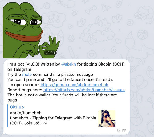 Bitcoin Cash Tip Bots Are Making Rounds Across Social Media