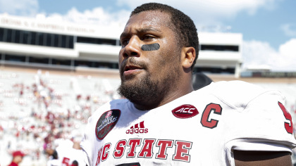 gettyimages 855935498 copy Broncos Select Edge Rusher Chubb With No. 5 Pick In NFL Draft