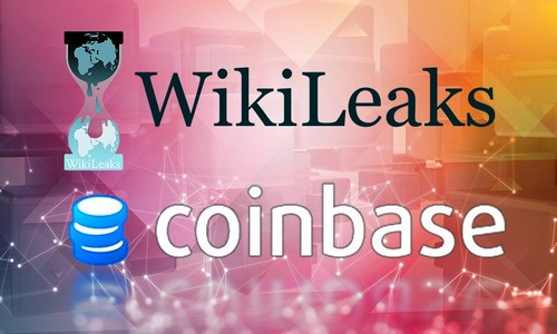 Coinbase Suspends Wikileaks Account
