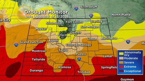 drought monitor Latest Forecast: Wicked Winds Causing Major Issues