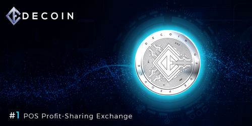 Decentralized Exchange Decoin Launches Its Initial Coin Offering