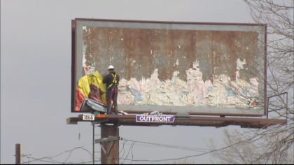 denver billboard shaming 6pkg transfer frame 957 Residents Aim To Buy Billboard Of Accountability: Its Time To Stop