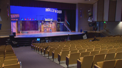 north hs rock of ages 6pkg frame 69 Schools Need Musicals: Rival Schools Team Up On Stage