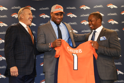 gettyimages 952228946 See All The Players The Broncos Picked In The 2018 NFL Draft