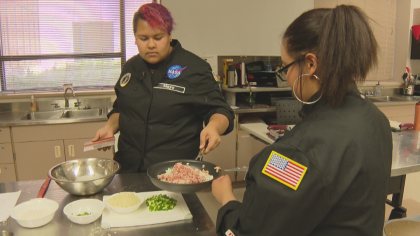 space food 10pkg frame 323 Students Create Out Of This World Recipes For Astronauts