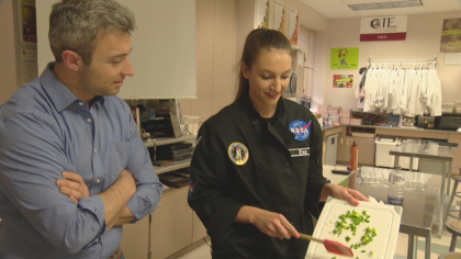 space food 10pkg frame 972 Students Create Out Of This World Recipes For Astronauts