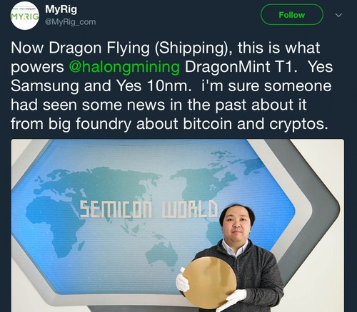 The Results Are In: Dragonmint T1 Doesn't Make the S9 'Obsolete'
