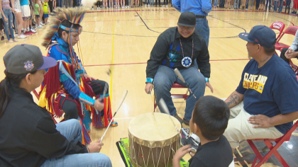strasburg pow wow tm 01 concatenated 121057 frame 78920 High School Keeps Mascot, Collaborates With Native American Tribe