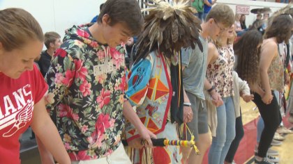 strasburg pow wow tm 01 concatenated 121057 frame 81397 High School Keeps Mascot, Collaborates With Native American Tribe