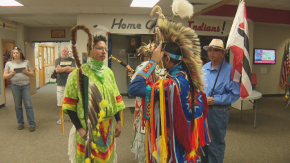 strasburg pow wow tm 01 concatenated 121057 frame 56685 High School Keeps Mascot, Collaborates With Native American Tribe