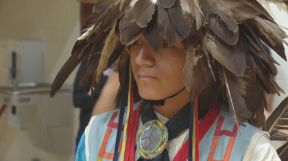 strasburg pow wow tm 01 concatenated 121057 frame 76798 High School Keeps Mascot, Collaborates With Native American Tribe