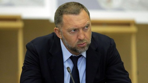 Sanctioned Oligarch Deripaska Resigns as Director of Rusal