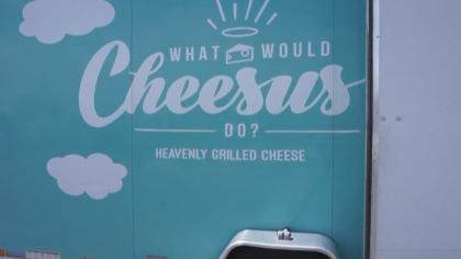 cheese truck stolen 10pkg transfer frame 464 Womans Food Truck Stolen After She Received Threatening Messages