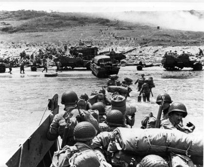 gettyimages 3090195 D Day: Remembering The Sacrifices Made By The Allies