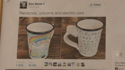 unicorn farts 10pkg frame 1109 Farting Unicorn Sparks Legal Battle Between Local Artist And Elon Musk