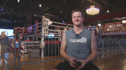 fighting cancer 10pkg frame 531 Group Takes Cancer Fight To The Ring Literally