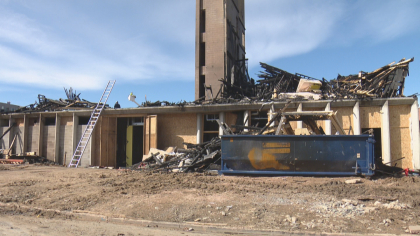 emerson fire update 5pkg frame 1656 Investigators: Undetermined Cause Of 18th & Emerson Construction Fire
