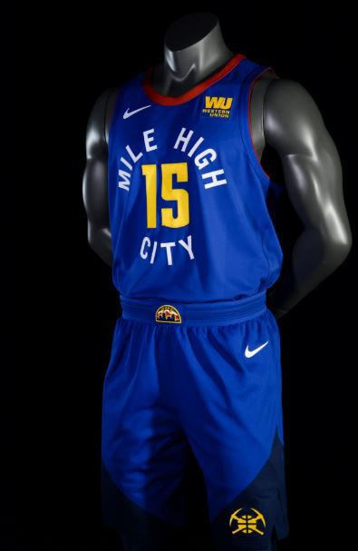 nuggets Nuggets Reveal Bold Colors, New Logo For Uniforms
