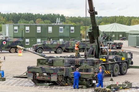 Russians To Mine Bitcoin Close to a NATO Exercise in Norway