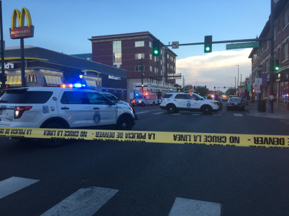 colfax ois 2 Shooting Involving Officer Shuts Down Part Of Colfax