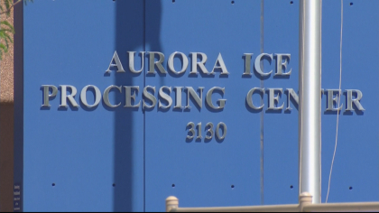 ice detainees local 5pkg frame 90 Students Help Families Outside ICE Facility