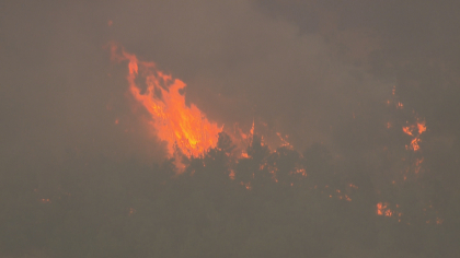 shooting range fire dangers 6pkg frame 745 A Lot Of Anger: Community Reacts To Lake Christine Fire Cause